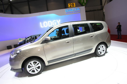Dacia Lodgy.