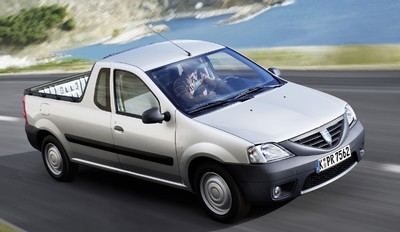 Dacia Logan Pick-up.