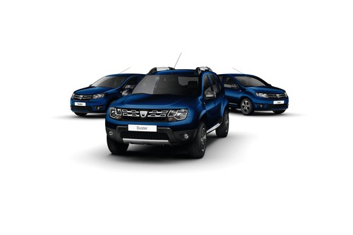 Dacia Sandero, Duster, Logan MCV, Celebration.