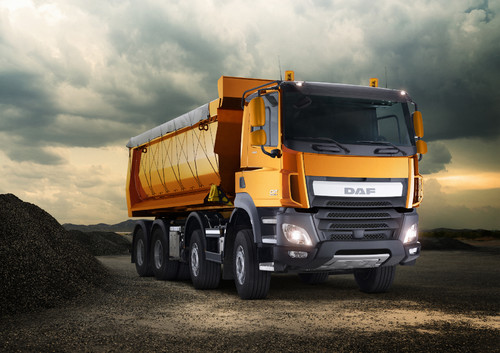 DAF CF Construction.
