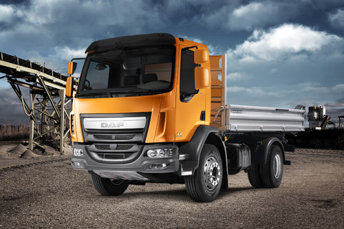 DAF LF Construction.