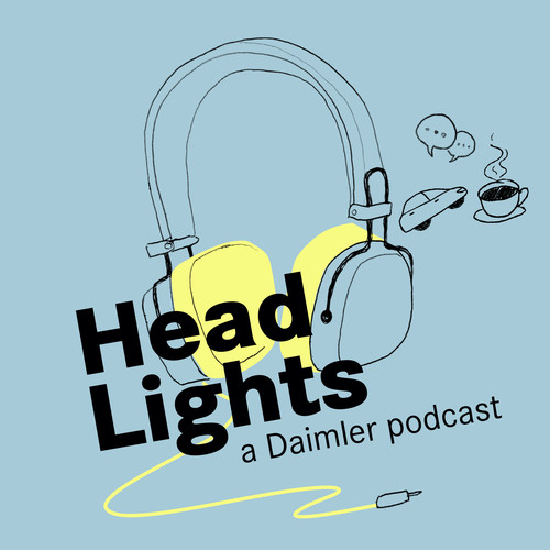 "Daimler-Podcast ""HeadLights""."