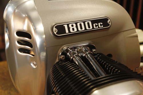 Der Big Boxer: BMW R 18.