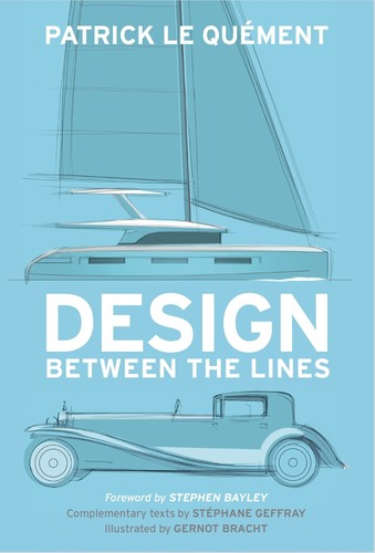 """Design between the Lines"" von Patrick Le Quément."