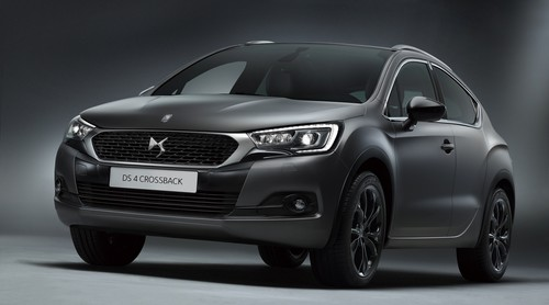 DS 4 Crossback Moondust.