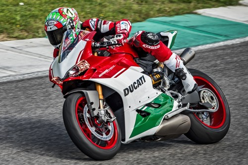 Ducati 1299 Panigale R Final Edition.