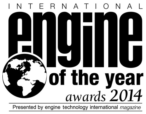 Engine of the Year 2014.