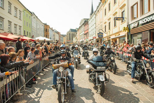European Bike Week.