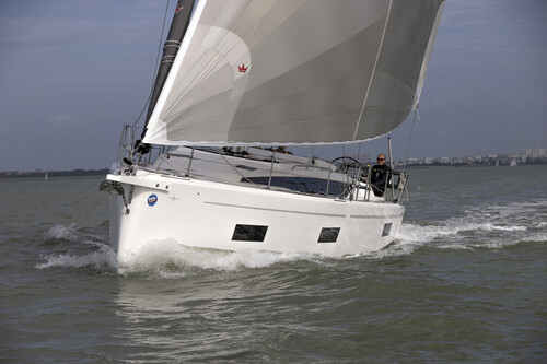 """European Yacht of the Year 2021"": Bavaria C42."