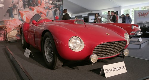 Ferrari 375 Plus (1954) beim Festival of Speed 2013.
