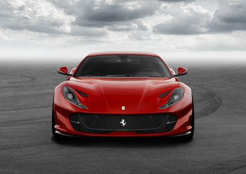Ferrari 812 Superfast.
