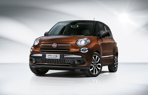 Fiat 500L Natural Power.
