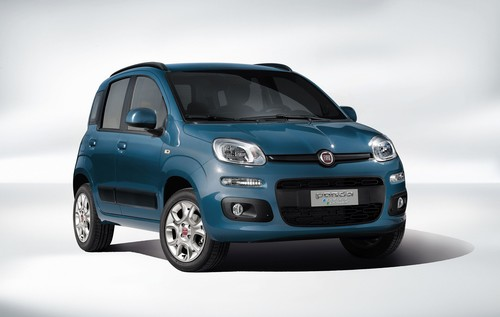 Fiat Panda Natural Power.