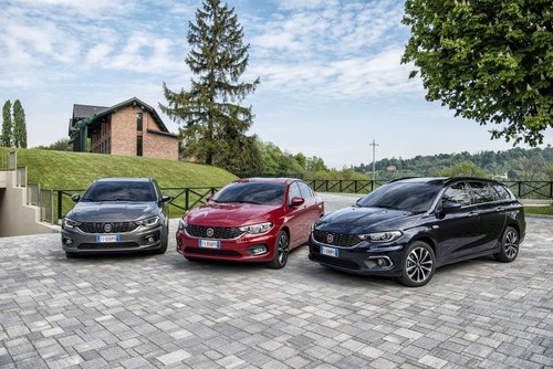 Fiat Tipo-Familie.
