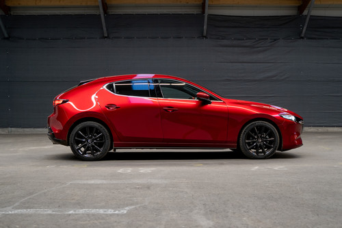 Finalist beim German Car of the Year 2020: Mazda 3.