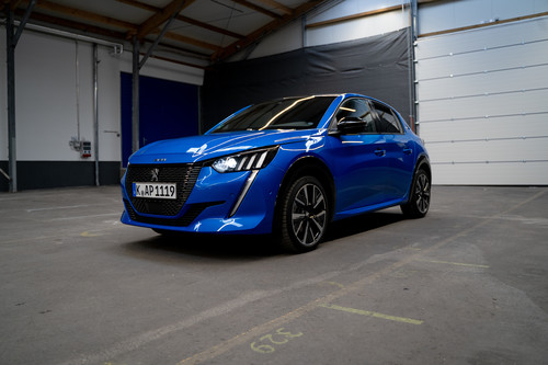 Finalist beim German Car of the Year 2020: Peugeot 208.