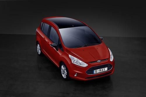 Ford B-Max Colourline.