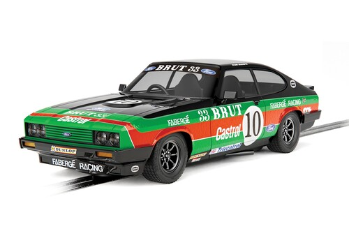 "Ford Capri Mk III ""Fabergé Racing No. 10"" (1:32)."
