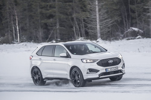 Ford Edge ST-Line.