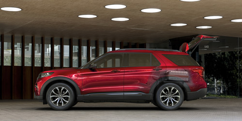 Ford Explorer Plug-in-Hybrid (PHEV).