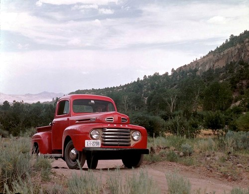 Ford F 1 (1948).