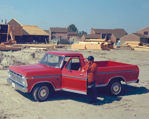 Ford F 150 (1975).