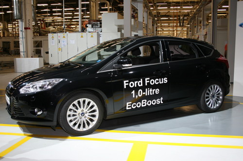 Ford Focus 1.0 Ecoboost.