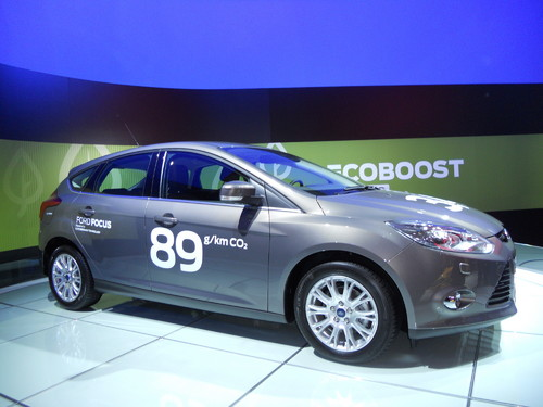 Ford Focus Econetic Technology.