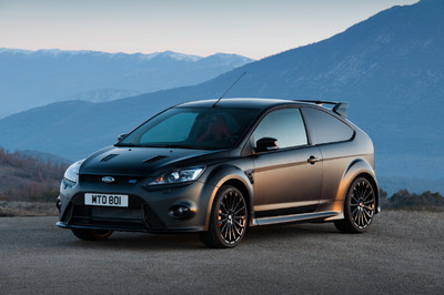 Ford Focus RS 500.