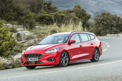 Ford Focus ST-Line.