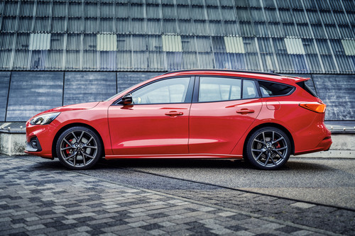Ford Focus ST Turnier.