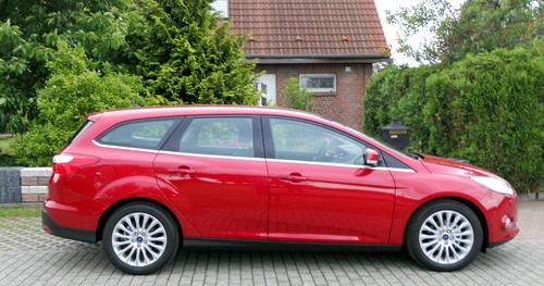 Ford Focus Tunier.