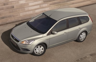 Ford Focus Turnier Concept.
