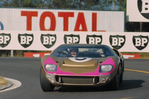 Ford GT40, Le Mans 1967.