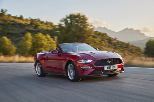 Ford Mustang Convertible 2.3.