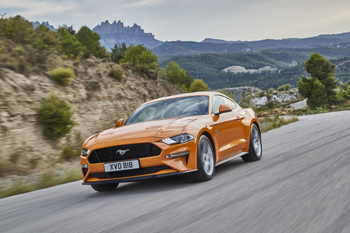 Ford Mustang GT 5.0.