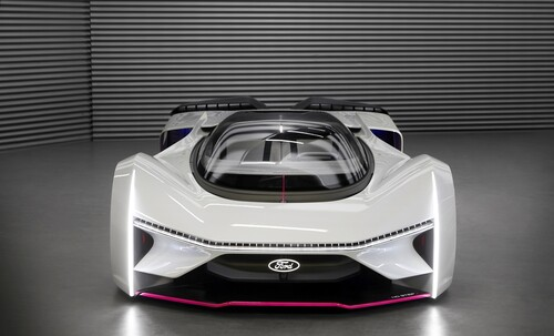 Ford Project P1.