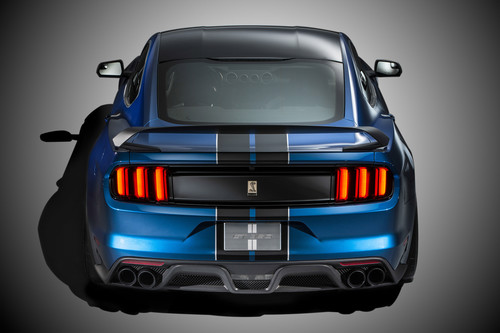Ford Shelby GT350-R Mustang.