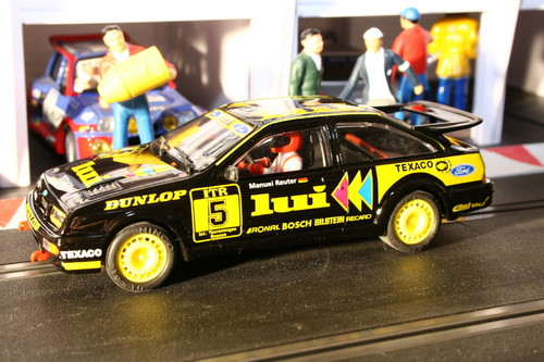 Ford Sierra RS 500 Cosworth DTM von Ninco.