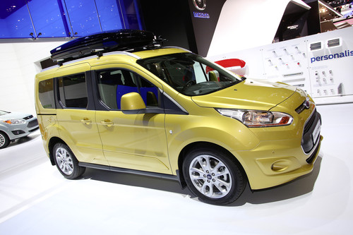 Ford Tourneo Connect.