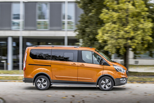 Ford Tourneo Custom Active.