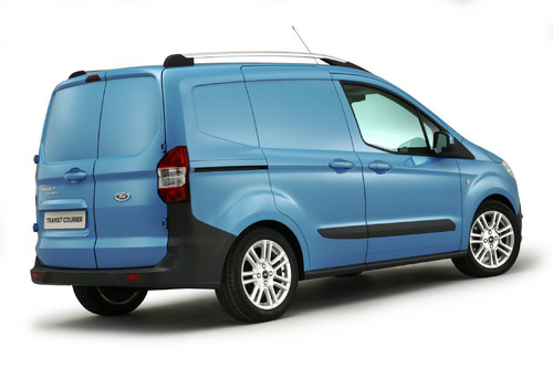 Ford Transit Courier.