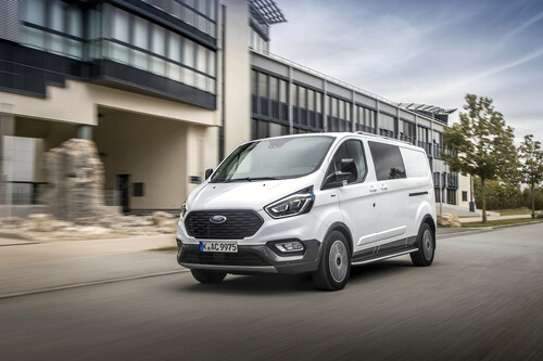 Ford Transit Custom Active DCIV.