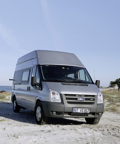 Ford Transit-Historie: Ford Transit Big Nugget.