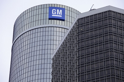 General Motors Headquarter Detroit