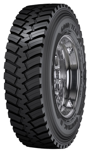Goodyear Omnitrac D Heavy Duty.