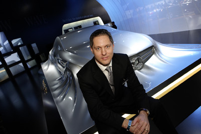 Gorden Wagener, Design-Chef Mercedes-Benz