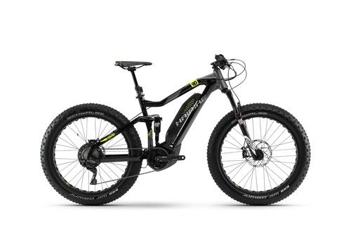 Haibike X-Duro Fat Six.