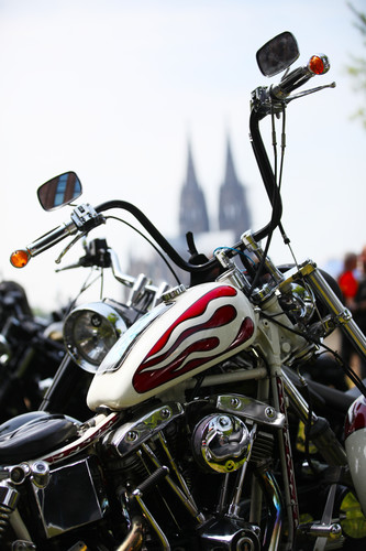 Harley Dome Cologne.