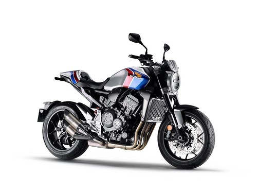 Honda CB 1000 R+ Limited Edition.